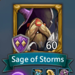 Sage of Storms