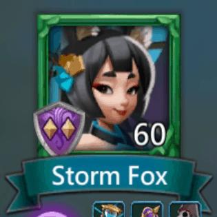 Storm Fox