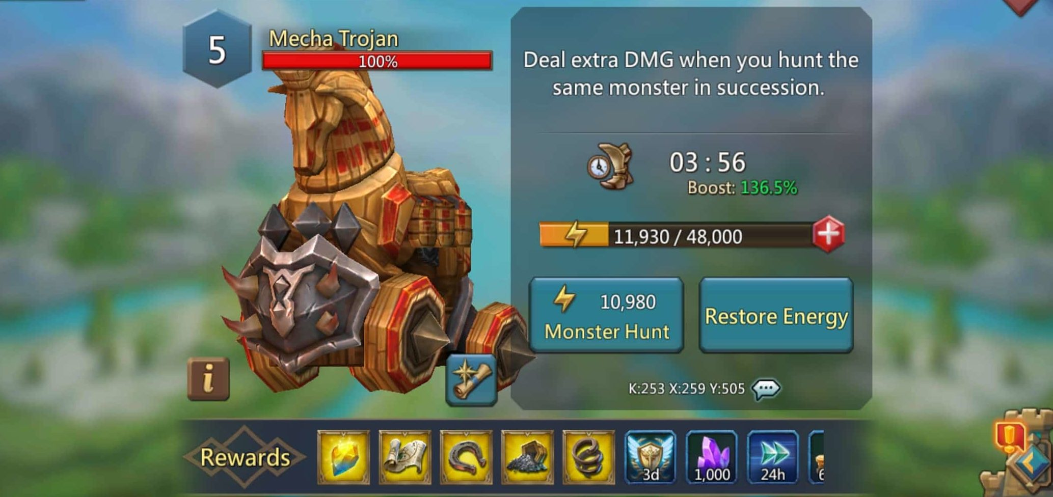 Mecha Trojan